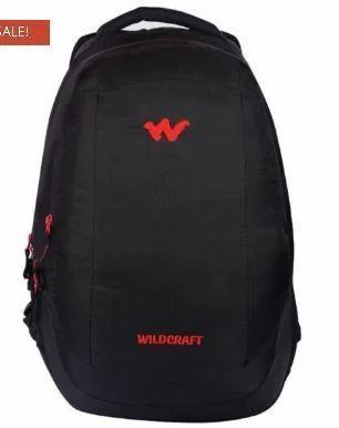 Wildcraft Bag Backpack Black