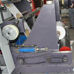 Innovative Stainless Steel Color Printing Machine for Roll Paper, For Industrial