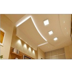 Decorative False Ceiling At Rs 120 Square Feets