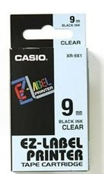 Clear Casio Label Printer Cartridges