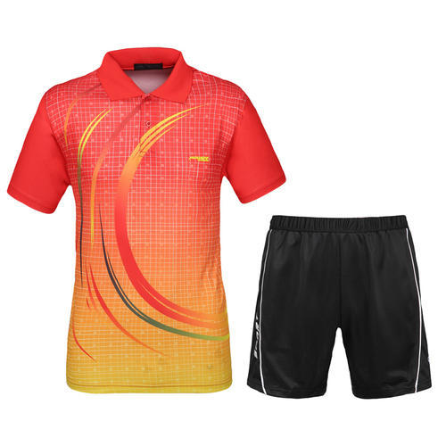 f2f227dd0cd Polyester/Nylon Mens Sports Jersey T Shirts And Short Sets, Rs 300 ...