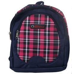 Red & Blue Small School Bag