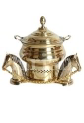 Horse Chafing Dishes