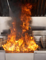 Automatic Kitchen Fire Extinguishing System