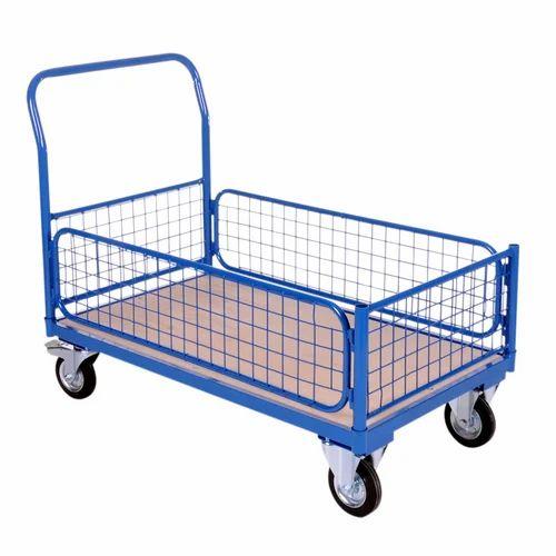 industrial trolley handling trolley mayuri enterprises nashik