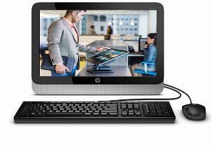 Hp 205 G2 18 5 Inch Non Touch All In One Pc