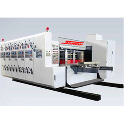 Corrugated Paper Printing Machine