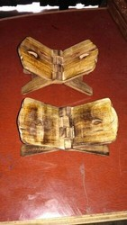 Wooden Antique Book Stand Small