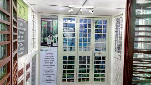 Pipe Design French Doors & Pipe Design French Doors at Rs 410 /squarefeet | French Doors ...