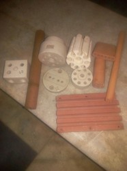3 inch-10 inch Procelian Ceramic Tubes And Accessories