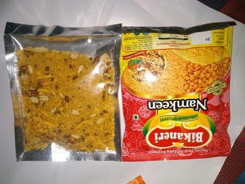 Indian Mishri Bhujiya Namkeen, Packaging Type: Fresh