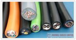 Silicone Rubber Insulated Single Core Cables