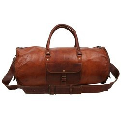 Leather Sports & Gym Duffel Bag DUFF103