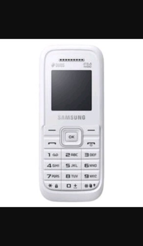 Samsung Dual Sim Guru Mobile Phones, B110