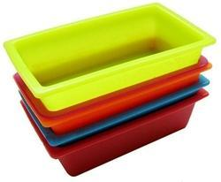 Silicone Rectangular Mini Cake Mould