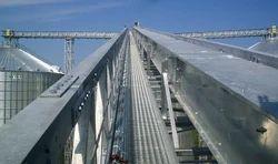 200-300 kg per feet Vertical Conveyors Enmasse Chain Conveyor