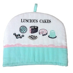 Printed Tea Warmer Tea Cozy