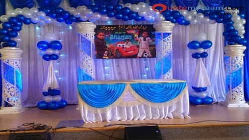 Birthday Decorations In Warangal Hanumakonda By HK Events