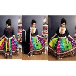 Tribal Gypsy Rabari Kutch Skirt