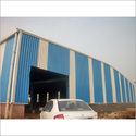 Ms Pre Fabricated Building Structure