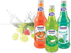 Beverages Syrups, Packaging Type: Bottle