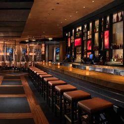 Restaurant Bar Interior Designing Service