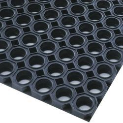 Oct- Ring Rubber Mat