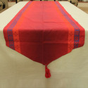 Table Runner With Tussel