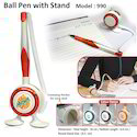 Ball-Pen-With-Stand-990
