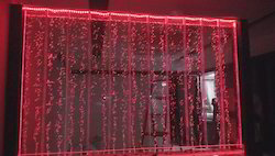 LED Bubble Wall
