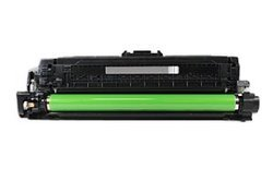 HP Compatible CE742A Yellow Toner Cartridge
