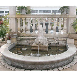Stone Fountains Marble