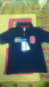 Kids Collar T Shirt