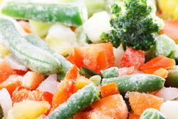 Frozen And Fresh Vegetables
