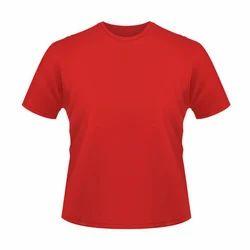 Customized Round Neck T-Shirts