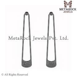 Fashion Diamond Earrings