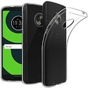 Transparent Mobile Case For MOTO G6 Imported
