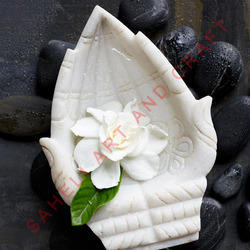 White Marble Decorative Item
