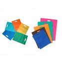 Multi Colour D Cut Bags