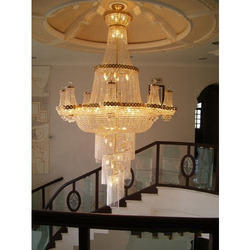 Manufacturer of Modern Ceiling Crystal Chandeliers & Royal ...