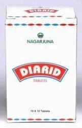 Diarid Tablets - Nagarjuna