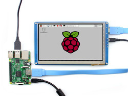 5 inch Raspberry LCD Touch Screen