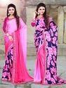 Crepe Silk Saree