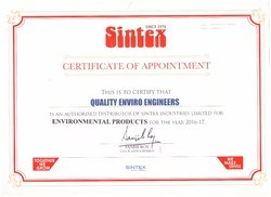 Authorised Distributors In Sintex