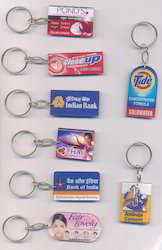 Acrylic Sheet Keychain, For Promotional Gift