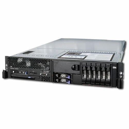 Ibm System X3650 M2 2u Server आईबीएम सर्वर Asm Infotech