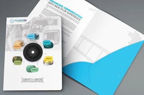 Company Profile Design Biochure Designing Brochure Designing In