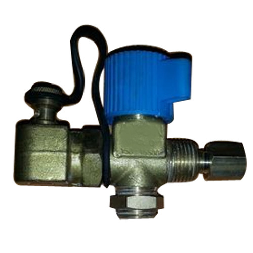 CNG Spare Parts - CNG Filling Valves Manufacturer from Ahmedabad