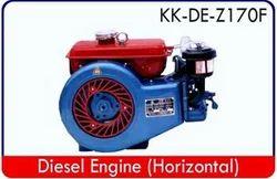 Kisankraft 170f Diesel Engine Horizontal
