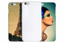 Plastic MI Sublimation Mobile Cover
